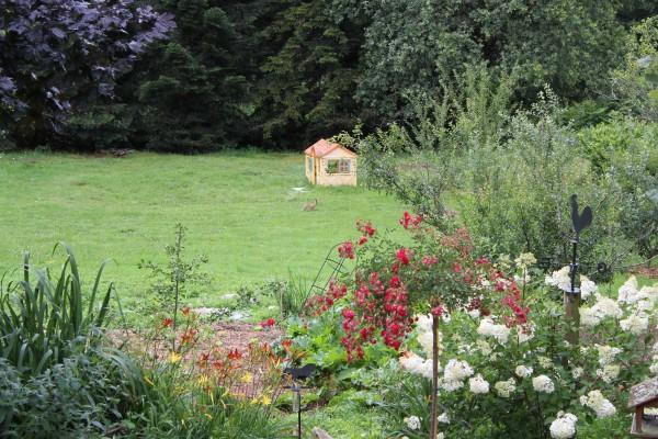 jardin correze